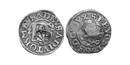 1 Shilling Anklam Silver