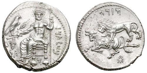 1 Statère Grèce antique (1100BC-330) Argent