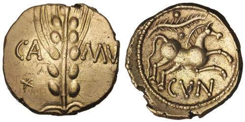 1 Stater Ancient British Oro