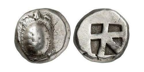 1 Stater Ancient Greece (1100BC-330) Silver