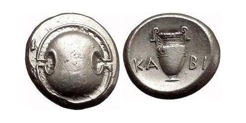 1 Stater Boeotia Silver