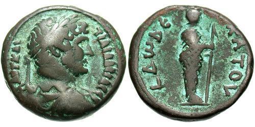 1 Tetradrachm Roman Empire (27BC-395) Billon Hadrian  (76 - 138)