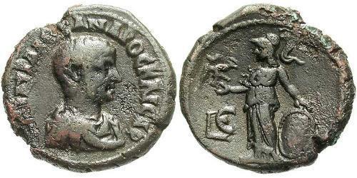 1 Tetradrachm Roman Empire (27BC-395) Billon Severus Alexander (208-235)