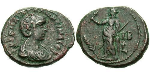1 Tetradrachm Roman Empire (27BC-395) Bronze Salonina (?-268)