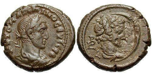 1 Tetradrachm Roman Empire (27BC-395) Bronze Maximinus I Thrax (173-238)