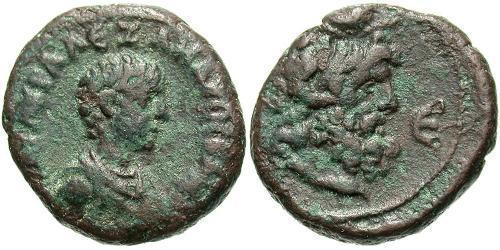 1 Tetradrachm Roman Empire (27BC-395) Bronze Severus Alexander (208-235)