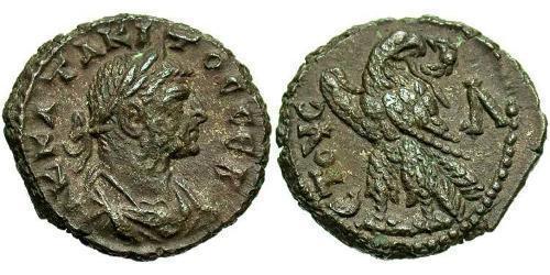 1 Tetradrachm Roman Empire (27BC-395) Bronze Tacitus (200-276)
