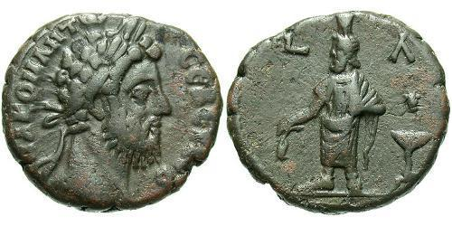 1 Tetradrachm Roman Empire (27BC-395) Bronze Commodus  (161-192)