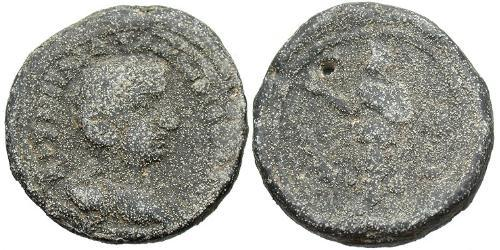 1 Tetradrachm Roman Empire (27BC-395)  Salonina (?-268)