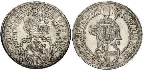 1 Thaler Austria Argento