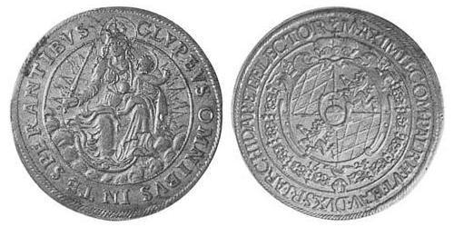 1 Thaler Electorate of Bavaria (1623 - 1806) Gold