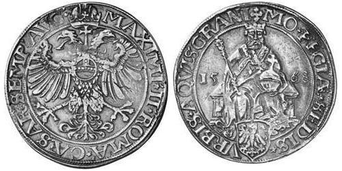 1 Thaler Free Imperial City of Aachen (1306 - 1801) Silver