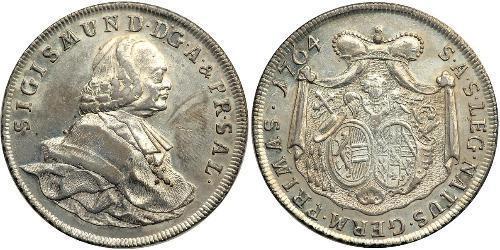 1 Thaler Habsburg Empire (1526-1804) Silver