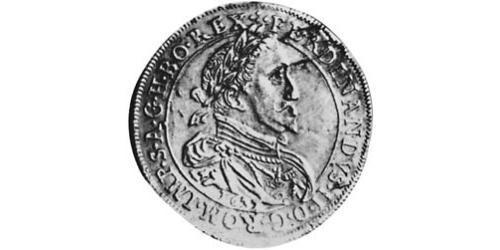 1 Thaler Holy Roman Empire (962-1806) Silver
