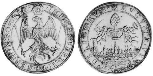1 Thaler Imperial City of Augsburg (1276 - 1803) Silver
