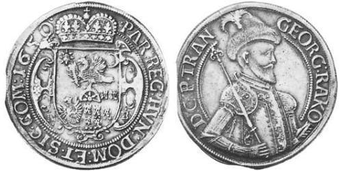 1 Thaler Principality of Transylvania (1571-1711) Silver