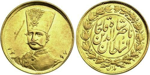 1 Toman Иран Золото