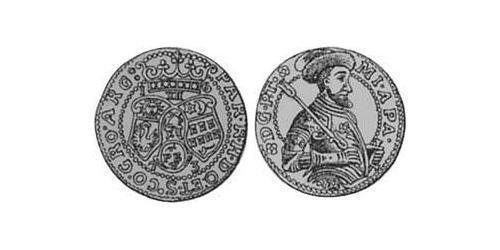 1 Zwolfer Principality of Transylvania (1571-1711) Copper