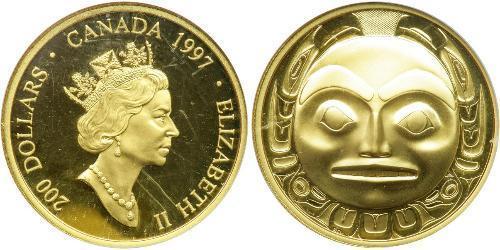 200 Dollar Canada Gold Elizabeth II (1926-)
