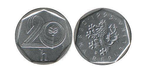 20 Геллер Чехия Алюминий