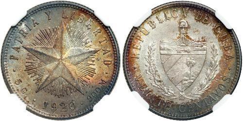 20 Centavo Cuba