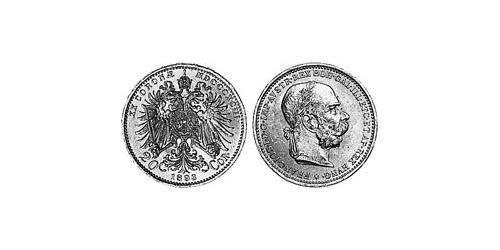 20 Corona Austria-Hungary (1867-1918) Gold