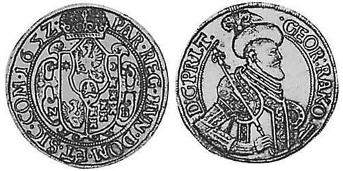 20 Ducat Principality of Transylvania (1571-1711) Gold