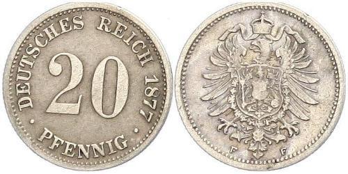 20 Pfennig Deutschland