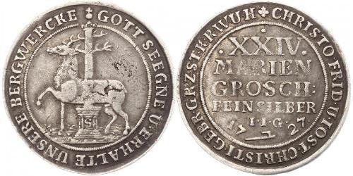 24 Mariengroschen Федеральные земли Германии / Священная Римская империя (962-1806) Серебро