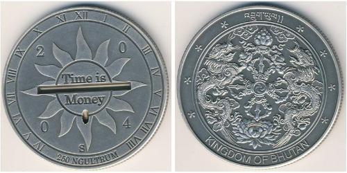250 Нгултрум Бутан