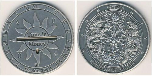 250 Ngultrum Bhutan