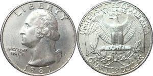 25 Cent États-Unis d