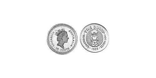25 Cent Australia (1939 - ) Silver Elizabeth II (1926-)