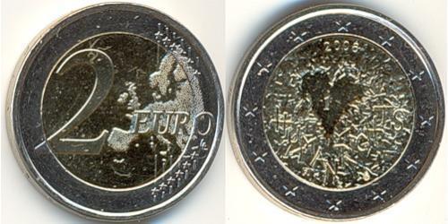 2 Евро Финляндия (1917 - )