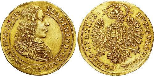 2 Ducat Holy Roman Empire (962-1806) Gold