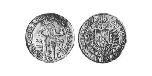 2 Ducat Holy Roman Empire (962-1806) Gold