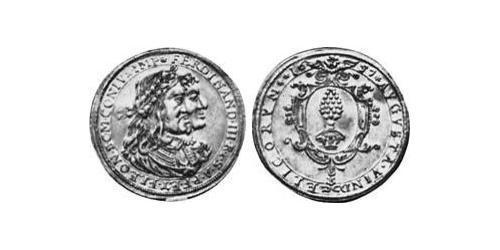 2 Ducat Imperial City of Augsburg (1276 - 1803) Gold Ferdinand III, Holy Roman Emperor (1608-1657)