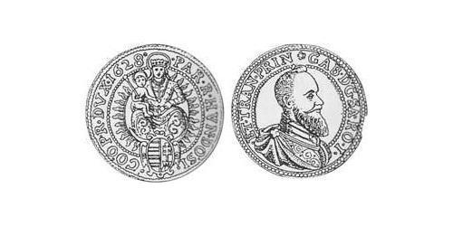 2 Ducat Principality of Transylvania (1571-1711) Gold Gabriel Bethlen, prince of Transylvania (1580-1629)