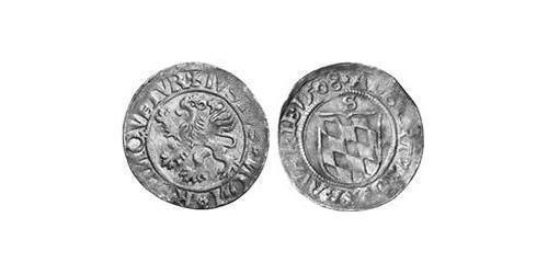 2 Kreuzer Duchy of Bavaria (907 - 1623) Silver