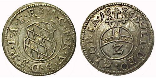 2 Kreuzer Germany Silver