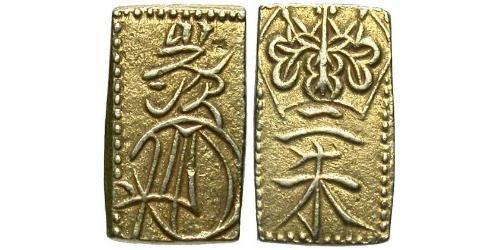2 Shu Japón / Shogunato Tokugawa (1600-1868) Oro/Plata