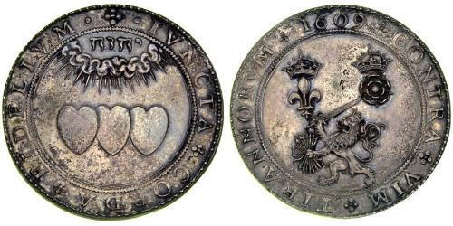 2 Thaler Dutch Republic (1581 - 1795) Silver