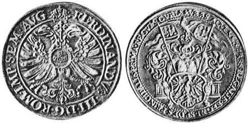 2 Thaler Free Imperial City of Aachen (1306 - 1801) Silver