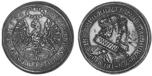2 Thaler Holy Roman Empire (962-1806) Silver