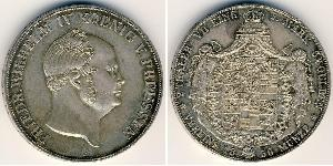 2 Thaler Kingdom of Prussia (1701-1918) Silver