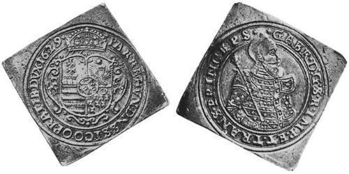 2 Thaler Principality of Transylvania (1571-1711) Silver