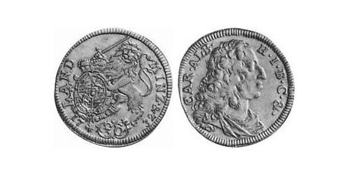 30 Kreuzer Electorate of Bavaria (1623 - 1806) Silver