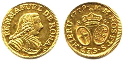 3 Скудо Мальтийский орден (1080 - ) Золото