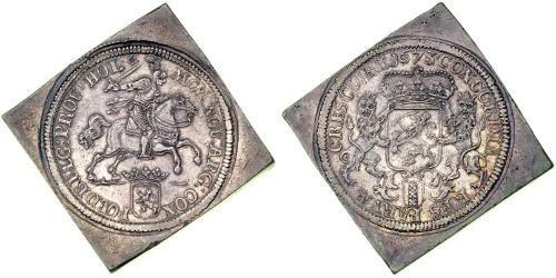 3 Ducaton Dutch Republic (1581 - 1795) Silver