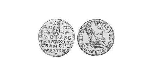 3 Groschen Principality of Transylvania (1571-1711) Silver